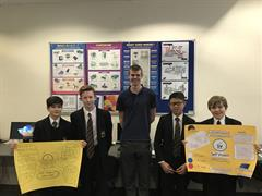 Year 10 Scientists Complete Engineering Programme