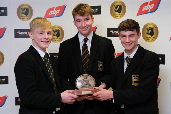 ABP Angus Youth Challenge Winners 2019