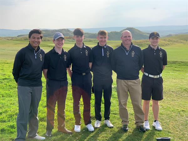 Irish Schools' Matchplay Champions
