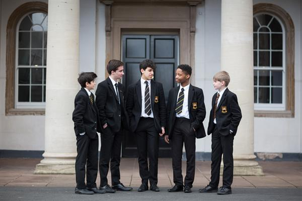 Admissions - Year 8