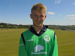 Oliver Metcalfe Opens for Ireland Wolves
