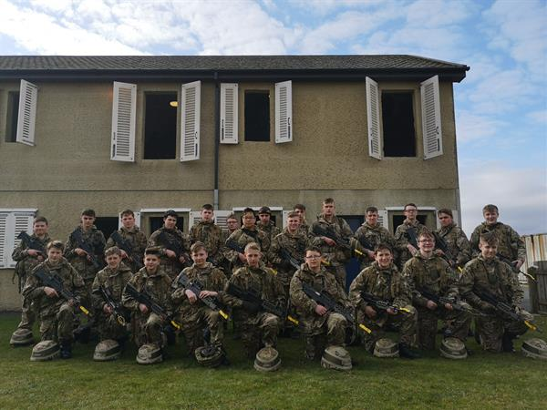 CCF Annual Easter Exercise