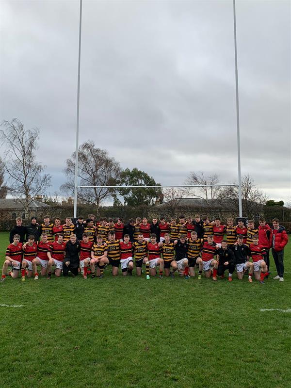 Rugby Tour Report: Edinburgh 2020