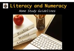 Literacy and Numeracy Support during School Closure