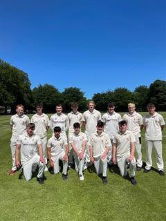 RBAI 2ND XI reach cricket Schools' Cup Final!